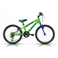 "Bicicleta Megamo 20"" Open Junior Boy Verde"